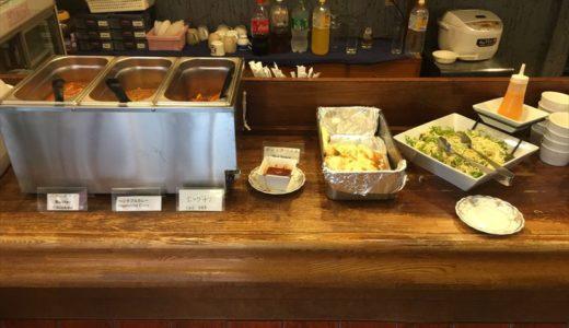 磐田市のインド料理アイカレーの土日開催のビュッフェへ行ってみました