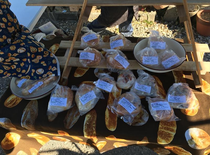 パン小屋の商品