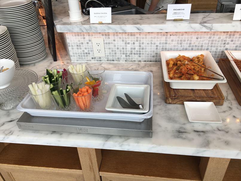 ニコエの野菜スティック