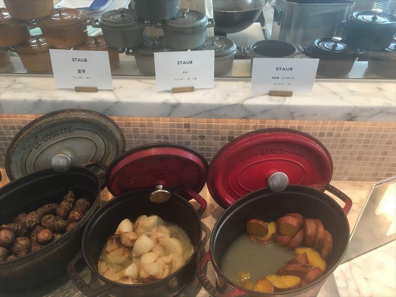 ニコエの野菜煮込み料理