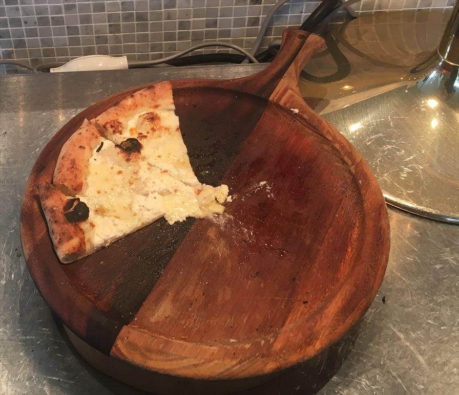 ニコエのピザコーナー