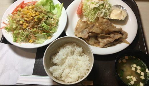 漫画喫茶コローレ食事体験レビュー