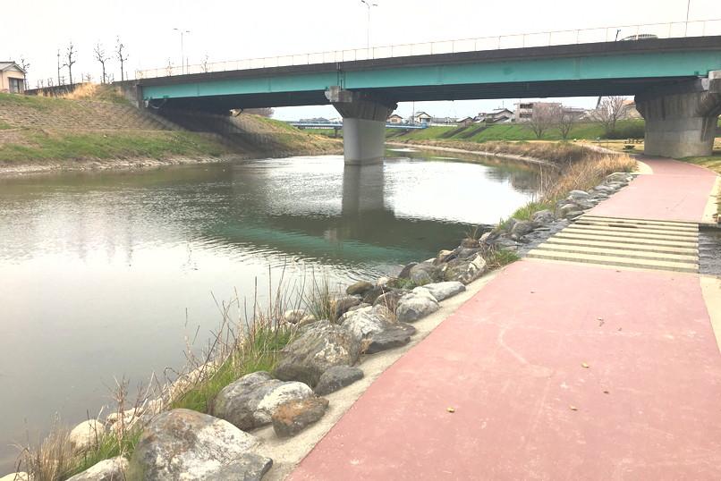 馬込川上島緑地ウォーキング