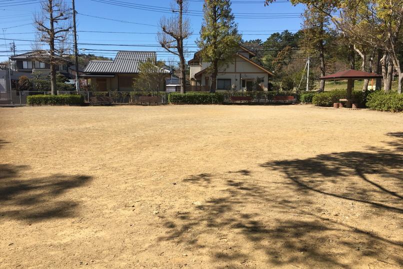 四ツ池公園子供の遊び場