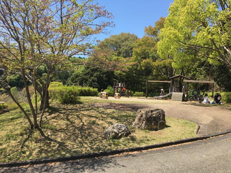 都田総合公園の遊具