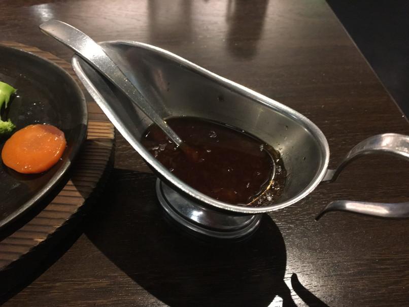 ステーキのあさくまフレッシュオニオンソース