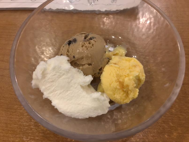 すたみな太郎のアイス